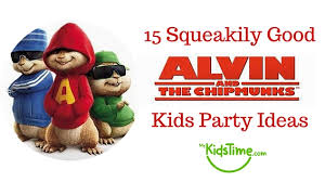 Alvin And The Chipmunks Cake Decorations Uk by 15 Squeakily Good Alvin And The Chipmunks Kids Party Ideas