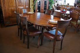 Ortanique Dining Room Furniture by Why Choosing Oval Dining Room Tables All About Home Design