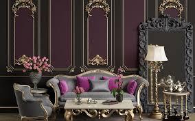 herunterladen hintergrundbild klassisch elegante innen