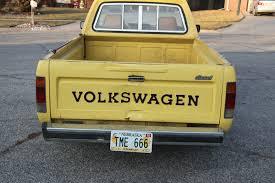 100 Volkswagen Rabbit Truck 1981 Vw Mk1 LX Diesel Pickup Caddy 16l 5