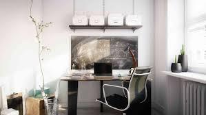kleines büro einrichten 11 tipps ideen kosten fürs mini