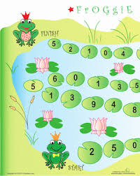 The Froggie Math Game