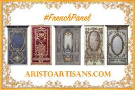 100 Aristo Studios Artisans Co On Twitter FRENCH PANEL Artisans