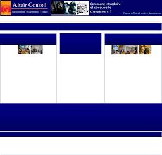 cabinet de conseil conduite du changement formation conduite du changement avec altaïr conseil