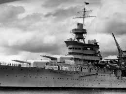 a story of survival michigan man remembers uss indianapolis sinking
