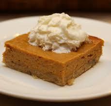 Cooked Pumpkin Pie Moonshine by Pumpkin Crunch Cake It Is A Keeper