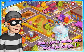 Subway Surfers Halloween Update by Robbery Bob 2 Double Trouble Android Apps On Google Play
