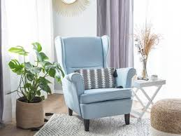 wingback chairs up to 70 beliani ch