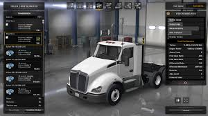 ENGINE AND TRANSMISSION FOR KENWORTH T680 • ATS Mods | American ...