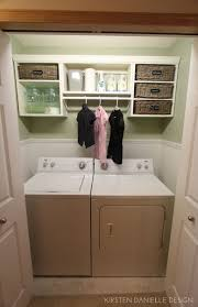 informal laundry closet makeover ideas roselawnlutheran