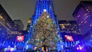 Rockefeller Christmas Tree Lighting 2018 by 2017 Rockefeller Center Tree Lighting How To Watch Live Wherever