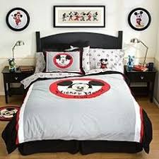 Minnie Mouse Queen Bedding by Disney Bedding Set Twin And Queen Size Kids Comforter Sets
