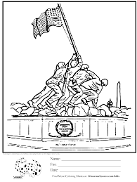 Memorial Day Coloring Pages Archives For Free Printable