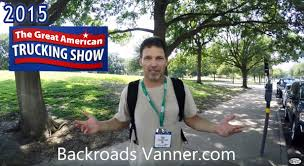 Video: The 2015 Great American Trucking Show ⋆ BackroadsVanner.com