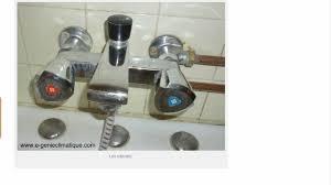 comment changer un robinet mitigeur de cuisine plomberie08 changement d une tête céramique d un robinet mélangeur