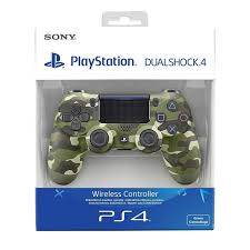 SONY OFFICIAL New WIRELESS CONTROLLER DUALSHOCK 4 v2 Green