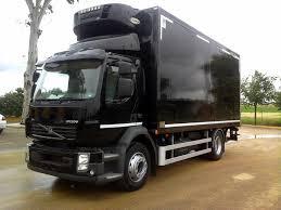 VOLVO FL 240 EVV Refrigerated Trucks For Sale, Reefer Truck ...