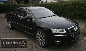 Audi A8 Quattro LWB Car Dealerships UK