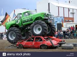 Monster Truck Show Stock Photo: 2087795 - Alamy