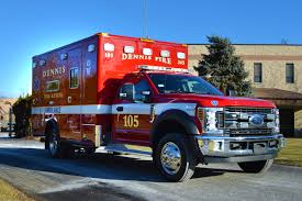 100 Emergency Truck Greenwood Vehicles