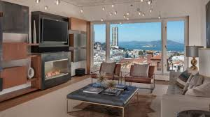 100 Penthouses San Francisco Penthouse Atop The Francesca With Iconic Views In