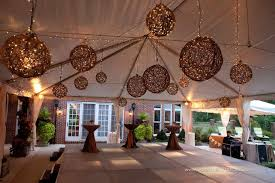 Chic Decoration Ideas Your Outdoor Party Here Great