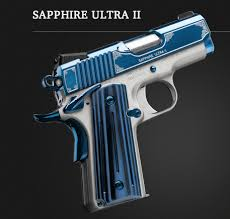 Kimber 1911 Sapphire Ultra II This is such a gun I want