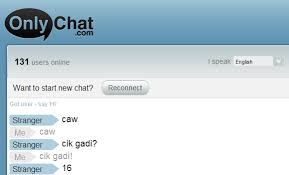 3 to chat with a random