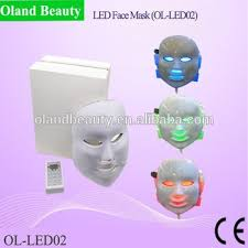 New Products 3 Colors Infrared Light Therapy blue Light Acne