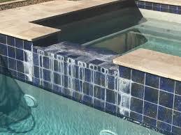 glass pool tile cleaning in gilbert arizona
