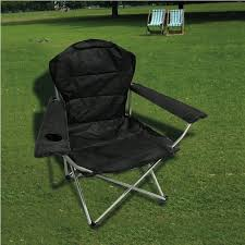 Deluxe Folding High Back Camping Chair Black Fishing Picnic Beach ... Eureka Highback Recliner Camp Chair Djsboardshop Folding Camping Chairs Heavy Duty Luxury Padded High Back Director Kampa Xl Red For Sale Online Ebay Lweight Portable Low Eclipse Outdoor Llbean Mec Summit Relaxer With Green Carry Bag On Onbuy Top 10 Collection New Popular 2017 Headrest Sandy Beach From Camperite Leisure China El Indio