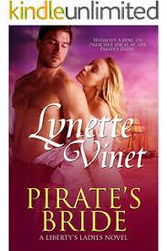 Pirates Bride Libertys Ladies Book 1