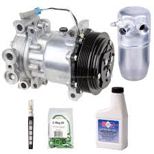 New Air Conditioning Compressor Kit - AC Compressor W/ Clutch Drier ... Ap Truck Parts 505325 Ac Compressor For Sale Spencer Ia S 1988 Silverado Parts Diagram Trusted Wiring Diagrams Mazda And Components Kit View Online Part 5010412961 5001858486 501041 2961 Sanden 8131 8093 7h15 709 Ac Denso Pssure Switch Sensor 499007880 Genuine Toyota China Auto Air Cditioningac For Howo Light Truck Pickup Oem The Guy Chevy Gmc Heater Controls W Condenser Repair Mercedes Gl320 1995