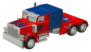 100 Optimus Prime Truck Model Amazoncom Transformers Fast Action Battlers Double Blade