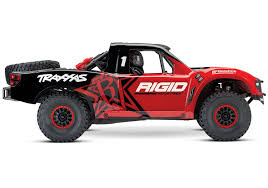 Amazon.com: Traxxas 85076-4 Unlimited Desert Racer 4X4 RC Race Truck ...