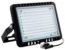 wosen 100w led flood light waterproof ip66 10000lm 5000k