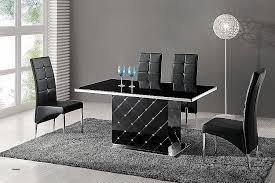 chambre a coucher blanc laqué table salle a manger bois et laque blanc salle a manger