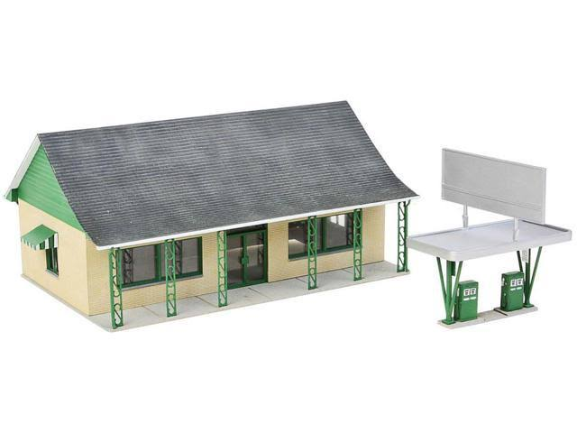 Walthers Cornerstone HO 933-3491 Country Store Kit