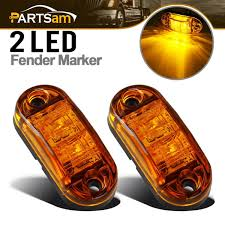 Best Led Clearance Lights For Trailer | Amazon.com Trucklite Yellow 10 Series 212 Mkerclearance Lamp 10205y Round Led Truck And Trailer Lights Side Clearance New Sun 2pc 6 Oval Brake Stop 8946a Signalstat Replacement Lens For Marker Best Led Clearance Lights Camper Amazoncom Blue Cab Youtube 5pcs Clear Amber Roof Top Running High Profile 8 Diode Partsam 20 Pcs Amber 2 Beehive Led Boat 8947a Rectangular