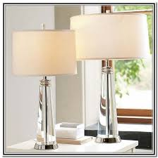 Crystal Table Lamps For Bedroom by Small Crystal Table Lamps Home Design Ideas