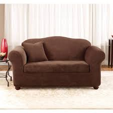 Living Room Furniture Covers by Living Room Sure Fit Sofa Covers Recliner Slipcovers Slipcover
