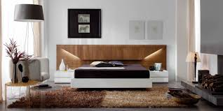 Headboard Designs For Bed by Lacquered Made In Spain Wood Platform And Headboard Bed