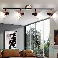 huis led decken leuchte esszimmer strahler balken spot le