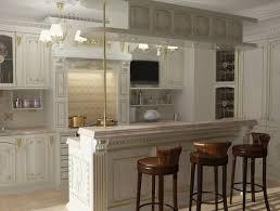 bartheke in der wohnung in der küche im wohnzimmer auf