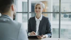 emploi d entretien de bureaux femme d affaires rh ayant emploi entretien avec homme en