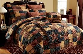 Rustic Comforter Sets King Bed Size Luxurious Furniture 13