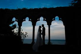 Hammond Castle Gloucester Ma Halloween by Marina Dan Married Hammond Castle Wedding Destination