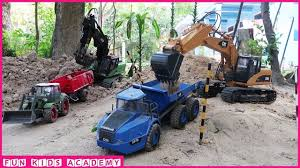 Top Car Toy Video For Children | Bruder Toys | Truck, Ex… | Car Toy ... Brushwood Toys B02511 Bruder Linde Fork Lift H30d With 2 Pallets Garbage Truck In Neat Montreal Man Tgs Rear Loading Mack Granite Dump Trucks Accsories Readers Rides 66 Drift Aussie Rc Man Tga Tip Up By Fundamentally Loader Kids Car Pictures Videos Wwwpicturesbosscom Toy For Unboxing Jcb Backhoe Garbage Truck Videos Kids Preschool Kindergarten Tanker Vehicle Bta02827 Bta03762 Green Trash Side Half Pencil Videos For Children L Playing With Bruder And Tonka