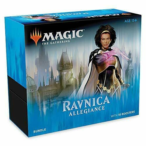 Wizards Of The Coast Magic Magic The Gathering Bundle Pack - Ravnica Allegiance