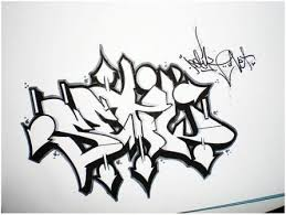 Graffiti Words Picture Relevant Keywords